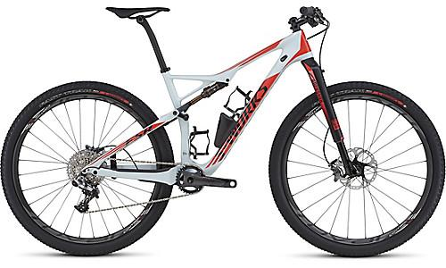 Specialized S-Works Stumpjumper - white